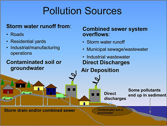 preventing water pollution Various programs designed to aid in preventing pollution.